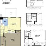 Carolina Walk floor plans