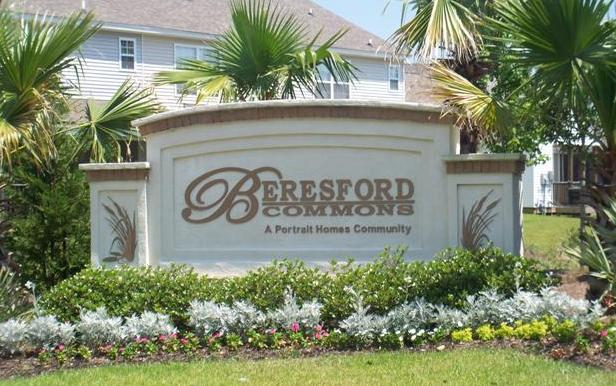 Beresford Commons Townhouses Charleston Sc Near Daniel Island