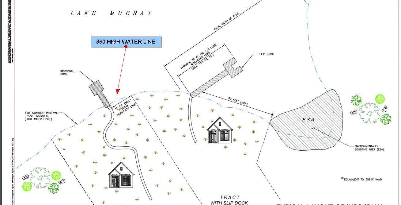 Lake murray sc dock shoreline building rules permits guidelines lake murray sc dock rules freerunsca Gallery