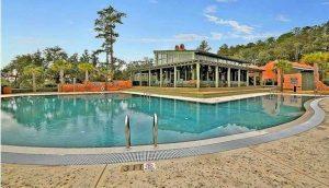 Beresford Hall Pool