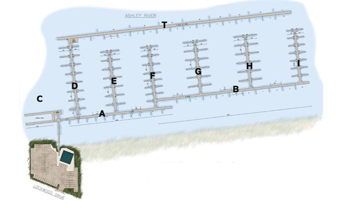 Charleston SC Boat Slips For Sale | James Schiller & Associates